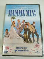 Mamma Mia Abba Meryl Streep - DVD + Extra Regione 2 Spagnolo Inglese Nuovo