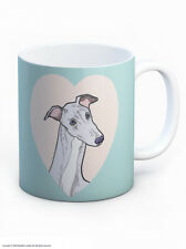 Mug Tea Coffee Cup Cute Greyhound Dog Lovers Novelty Birthday Xmas Gift Present