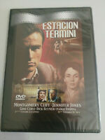ESTACION TERMINI MONTGOMERY CLIFT DVD SLIM SEALED NUEVA ESPAÑOL ENGLISH