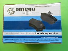 BRAKE PADS FORD ESCORT SIERRA COSWORTH MARCOS TVR CHIMAERA GRIFFITH WESTFIELD V8