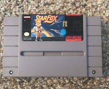 Star Fox - SNES Super Nintendo Game Starfox - AUTHENTIC