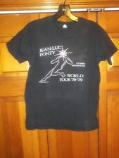 Vintage 1978 Extremely Rare Small Jean-Luc Ponty Cosmic Messenger World Tour.