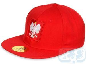 HPOL128: Poland snapback brand new official licensed PZPN cap hat snap back