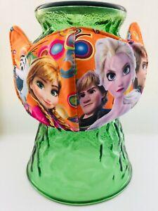 1 Kids, 3D Designer KITTEN|CAT Face Mask: FROZEN, Washable, Reusable, Ages 6-12