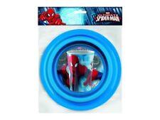 MARVEL 's Ultimate Spider-Man Set de repas complet avec tasse, bol et assiette