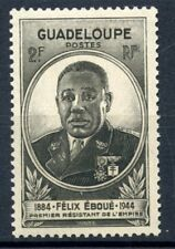 STAMP / TIMBRES COLONIES FRANCAISES NEUF GUADELOUPE GOUVERNEUR EBOUE N° 176 **