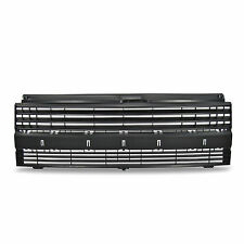 VW T4 VAN SHORTNOSE FRONT PLAIN BLACK W/O LOGO SPORTS GRILLE