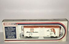 Life-Like Ho Scale Black and Decker Box Car # 08484 Iop