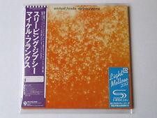 "MICHAEL FRANKS ""Sleeping Gypsy"" Japan mini LP SHM CD"