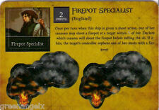 PIRATES OF THE BARBARY COAST - 060 ENGLISH FIREPOT SPECIALIST