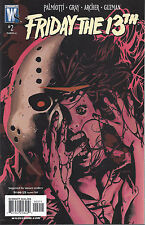 Friday The 13th  #2  March 2007  Regular Cover  DC / Wildstorm