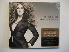 """CELINE DION """"TAKING CHANCES"""" - CD - DIGI PACK - OVP"""