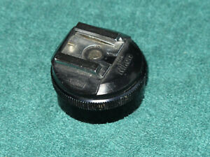 Korea-Made Same as Nikon AS-1 Flash Coupler Flash Adapter F F2S F2SB F2A F2AS