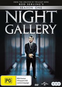 NIGHT GALLERY SEASON 1 DVD NEW