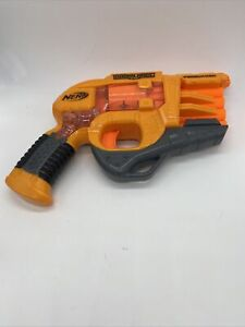 Persuader Nerf Doomlands Toy Blaster with Hammer Action and 4 Official Nerf D...