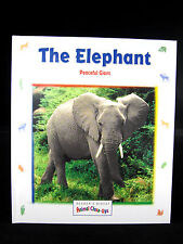 Elephant Animal Book Nature Reader's Digest NEW '92 Children Science Illustrated