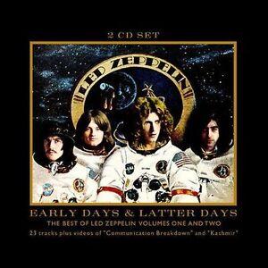 Early Days & Latter Days: 1 & 2, Led Zeppelin, Very Good Enhanced