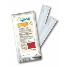 More details for apivar varroa treatment / medication (10 strips) treats 5 hives