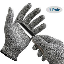 Safety Cut Proof Stab Resistant Wire Mesh Work Butcher Gloves