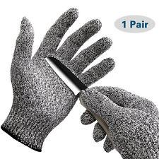 Safety Cut Proof Stab Resistant Stainless Steel Metal Mesh Work Butcher Gloves U