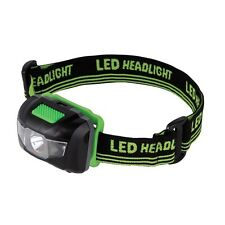 "Hama ""Regular"" LED Headlamp Head Torch in Black #136233 (UK Stock) BNIB"