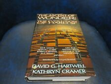 The Ascent of Wonder : The Evolution of Hard SF 1994 HC DJ Sci-fi stories
