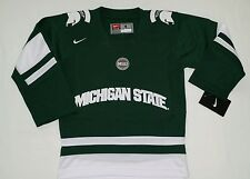 Michigan State Spartans Nike Kids Boys Youth Jersey NWT Size 5