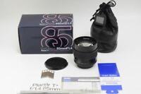 [Mint] Contax Carl Zeiss Planar 85mm f/1.4 T* MMJ Lens w/Box & Case F/S #666