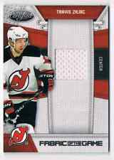 2010-11 CERTIFIED FABRIC OF THE GAME TRAVIS ZAJAC JERSEY 1 COLOR 193/250 NEW