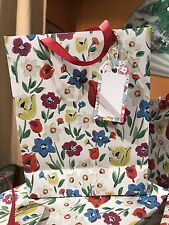CATH KIDSTON PARADISE FIELDS HAND MADE GIFT BAGS WITH CK GIFT TAGS X3