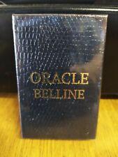 Coffret Oracle Belline 52 cartes + livret explicatif -  Cartomancie Divinatoire