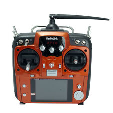 RadioLink AT10II 2.4G 12CH Transmitter with R12DS Receiver for Drone Helicopter