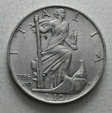 1936 Regno D'Italia  10  lire   qSPL