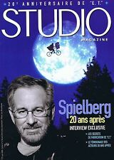 Coupure de presse Clipping 2002 Steven Spielberg  (25 pages)