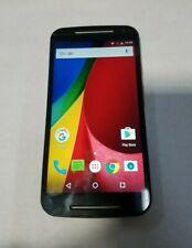 Motorola Moto G 2nd Gen 8Gb (Xt1064)-Black- Consumer Cellular- Read Below