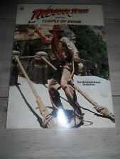 Indiana Jones Raiders Of The Lost Ark and The Temple Of Doom Annuals 1981 & 1984