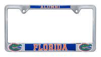 florida gators alumni logo ncaa college 3d license plate frame usa made