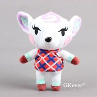 New Animal Crossing Diana 20cm Plush Doll Soft Stuffed Toy Kids Birthday Gift