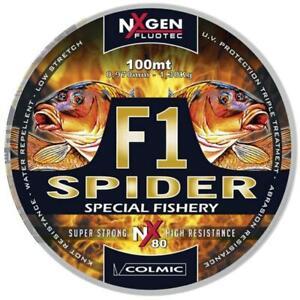 Colmic NX80 F1 Spider Monofilament 100m *COARSE MATCH FEEDER CARP FISHING* *FFF*