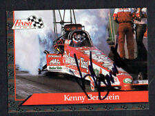 Kenny Bernstein #11 signed autograph auto 1993 Finish Line NHRA Trading Card