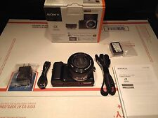 Sony Alpha a5000 20.1MP Digital SLR Camera - Black (Kit w/ E PZ OSS 16-50mm Len…