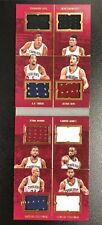 CRAZY EIGHTS 2016-17 Panini Preferred #4 CLEVELAND CAVALIERS 019/149