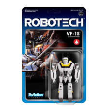 robotech reaction action figure valkyrie vf 1s roy fokker