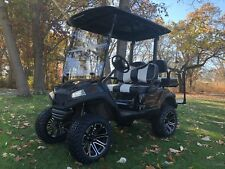 Custom YAMAHA Drive 48v Electric Golf Cart - HAVOC BODY - NEW BATTERIES!!!!