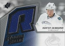 2015-16 SPx '05-06 Retro Rookie Jerseys #SPXR-SH Hunter Shinkaruk