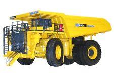First Gear 50-3273 Komatsu 830E AC Rigid-Frame Quarry Truck 1/50 Die-cast MIB