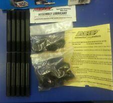 ARP Main Stud Kit Hex Nuts 2-Bolt Mains Small Block Ford P/N 154-5401