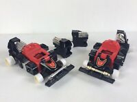 TRANSFORMERS G1 VICTORY BLACKER PARTS LOT, Vintage Takara Japanese Excl 1989