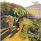 Kummer: Chamber Music for Winds, Italian Classical Consort, Audio CD, New, FREE