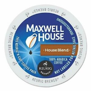 Maxwell House, House Blend K-Cup (select quantity)